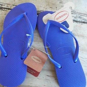 Havaianas Entre-doigt bleu violet
