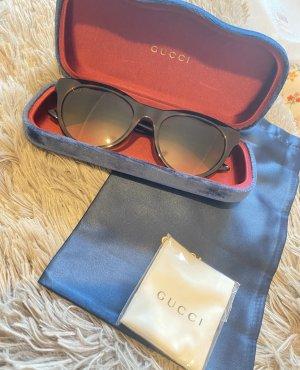 Gucci Gafas Retro color bronce