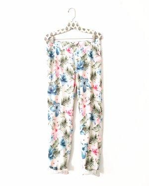 hawaii hose • pepe jeans • vintage • karotte • high waist • bohostyle • hippielook
