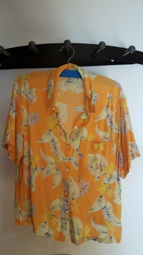 Forever 21 Hawaiian Shirt multicolored