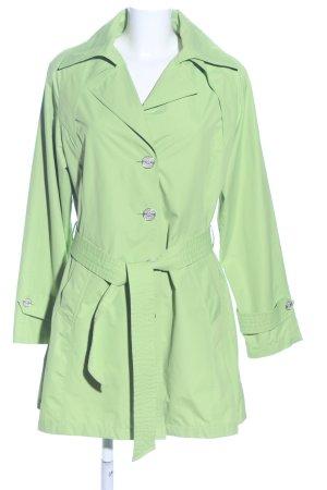 HAWKE & Co. Trenchcoat grün Business-Look