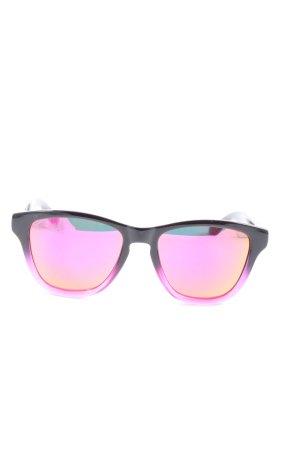 Hawkers Occhiale da sole spigoloso nero-rosa Colore sfumato stile casual