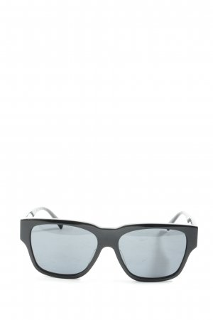 Hawkers Square Glasses black casual look
