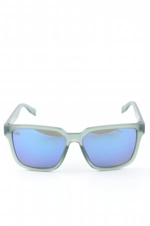 Hawkers Retro Brille türkis-blau Casual-Look