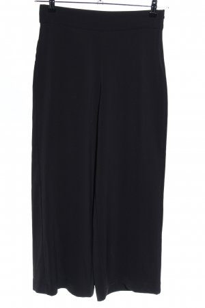 haze Culottes schwarz Business-Look