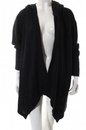 Haze & Glory Cardigan schwarz Casual-Look