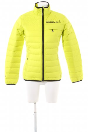 Head Outdoor Jacket green quilting pattern casual look