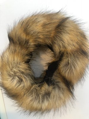 Headband fake fur