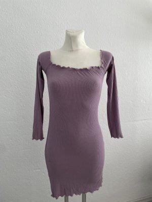 Heart and Hips Sommerkleid lila M 36/38 so cute bandeaukleid Kleid