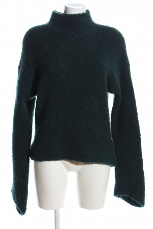 heart Wollpullover grün Casual-Look