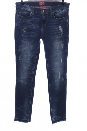 heartless jeans Skinny Jeans blau Casual-Look