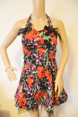 Hearts & Roses London Kleid gr.36 Pin up rockabilly