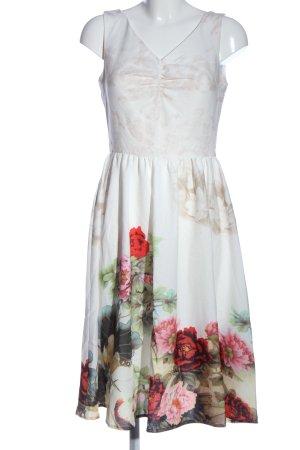 Hearts & Roses Midikleid Blumenmuster Elegant