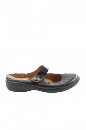 Heavenly Feet Schlüpfschuhe schwarz Casual-Look
