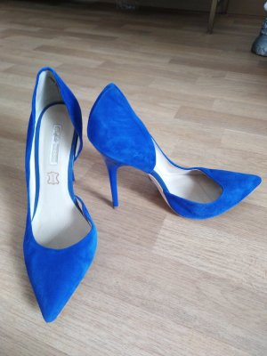 Buffalo High Heels blue