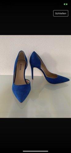 Heels in blau