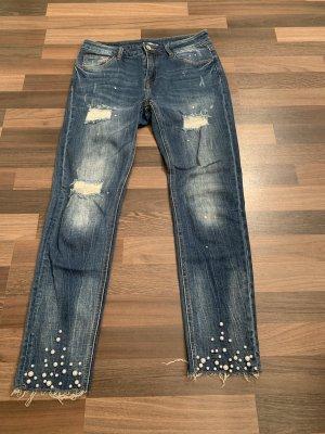 Heimatliebe Perlen Jeans