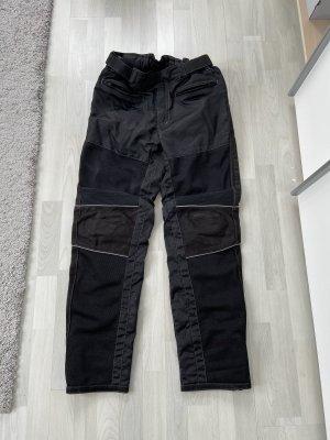 Hein Gericke Pantalone in pelle nero