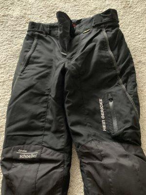 Hein Gericke Pantalon thermique noir-argenté
