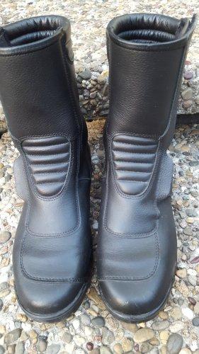 Botas moteras negro