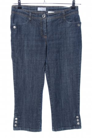 Heine Jeansy 3/4 niebieski W stylu casual