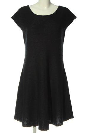 Heine A-Linien Kleid schwarz Business-Look