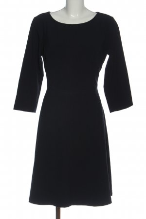 Heine A-Linien Kleid schwarz Casual-Look