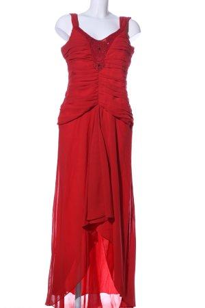 Heine Abendkleid rot Elegant
