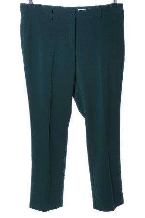 Heine Pantalone da abito turchese stile professionale