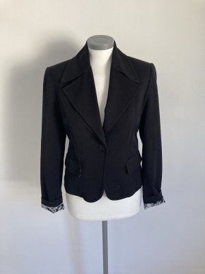Heine Ashley Brooke Blazer Jacke Weste schwarz 36 S