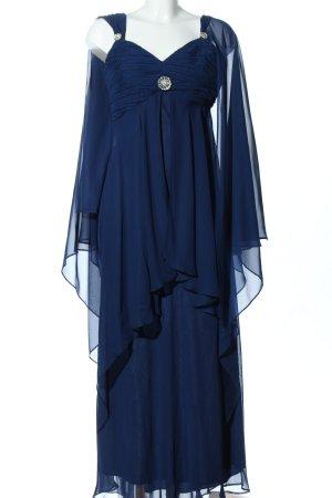 Heine Ballkleid blau Casual-Look