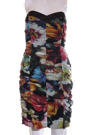 Heine Bandeau Dress flower pattern elegant