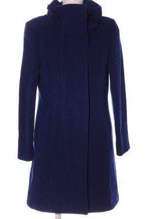 Heine Długi płaszcz niebieski W stylu casual