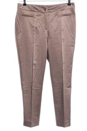 Heine Bundfaltenhose bronzefarben Elegant