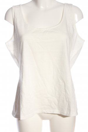Heine Camisoles natural white flecked casual look