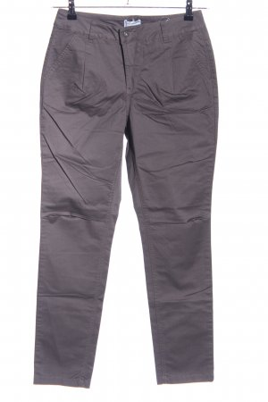 Heine Chino gris claro look casual