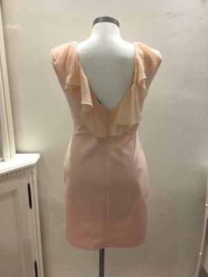 Heine Class fx Kleid rosa Volant 36 S