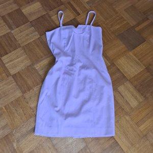 heine Etuikleid Kleid elegant 34 XS lila flieder zartlila
