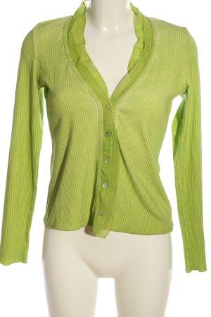 Heine Hemd-Bluse grün Casual-Look