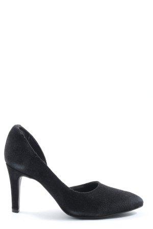 Heine High Heels schwarz Elegant