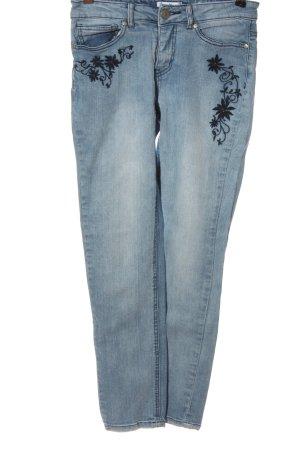 Heine Slim Jeans blue casual look