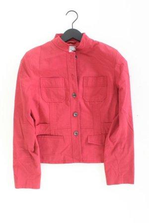 Heine Jacke Größe 40 rot aus Baumwolle