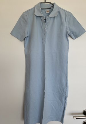 Heine Polo Dress light blue
