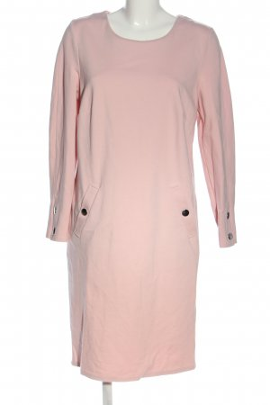 Heine Langarmkleid pink Business-Look