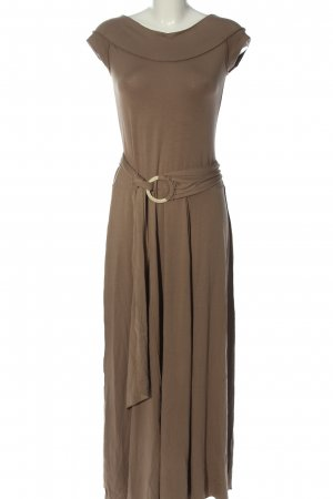 Heine Maxikleid braun Casual-Look