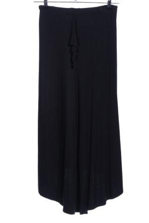 Heine Falda larga negro look casual