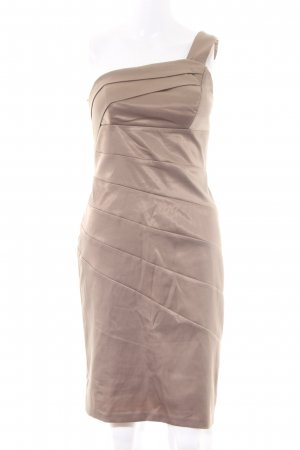 Heine One-Shoulder-Kleid bronzefarben Elegant