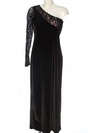 Heine One-Shoulder-Kleid schwarz Elegant