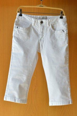 Heine Bermuda bianco Cotone