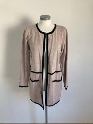 Patrizia Dini Knitted Coat multicolored